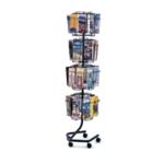 Safco 32xDl Pocket Rotating Display Unit