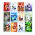 Safco Deluxe Booklet Presenter A5