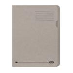 Elba Sq Cut Folder 180gsm A4 Buff Pk100