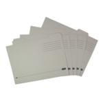 Elba Tabbed Folder 170gsm Buff Pk100