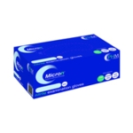 Handsafe Blue Med Pwd/Free Nitrile Glove
