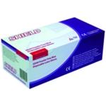 Shield Powder-Free Latex Gloves Lg Pk100
