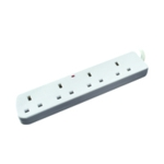 CED 4-Way Extension Lead 13amp 5mtr