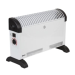 Convector Heater 2kW White