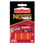 Unibond No More Nail Red Strip Perm Pk10