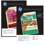 HP Pro A4 Gloss Laser Photo Paper CG966A (^)