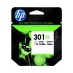 HP 301XL Cy/Mag/Yel Cartridge CH564EE