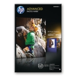HP Adv Glossy 10x15cm Photo Paper Q8692A