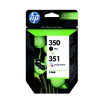 HP 350/351 Black/Colour Ink Twin SD412EE