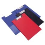 Rapesco Foldover Clipboard Fs Red