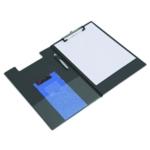 Rapesco Foldover Clipboard Fs Black
