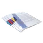 Rapesco Pivot Clip Files A4 Astd Pk5