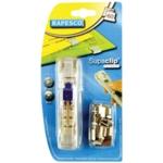 Rapesco Supaclip 40 Dispenser Stainless