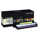 Lexmark C540X34G Yellow Developer Unit