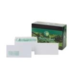 Basildon DL Env Peel Seal Wht Pk500