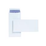 Plus Fabric DL Pkt Env Slf Seal Wht P500
