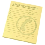 Challenge Telephone Message Pad Pk10