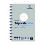 Challenge Triplicate Book 210x130mm Pk5