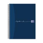 Oxford Card Notebook 160 A4 Plus Pk3