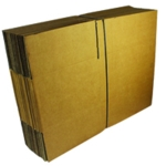 Single Wall SC-13 Cardboard Boxes Pk25