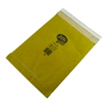 Jiffy Padded Bag 225x343mm Gold Pk100