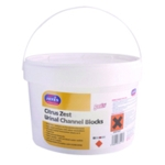 Jeyes Urinal Citrus Zest Blocks 3kg