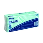 Wypall Green X50 Cleaning Cloths Pk50