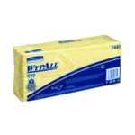 Wypall Yellow X50 Cleaning Cloths Pk50