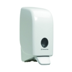 Aqua Foam Sanitiser Dispenser White 6948