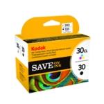 Kodak 30B/30C Black/Colour Ink Combo