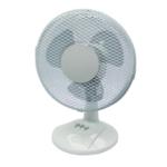 Q-Connect 2-Spd Desktop Fan 230mm/9 Inch