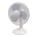 Q-Connect 300mm/12in Desktop Fan
