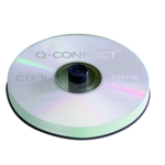 Q-Connect CD-R 700MB/80minutes Spindle