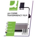 Q-Connect A4 Laser Copier Film Pk50