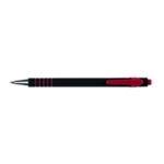 Q-Connect Lamda Ballpoint Pen Red Pk12