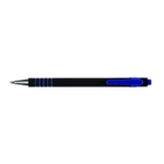 Q-Connect Lamda Ball Pen Blue Pk12