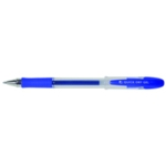 Q-Connect Quick Dry Gel Pen Blue Pk12