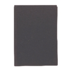 Q-Connect CB Index Notebook A6