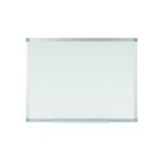 Q-Connect 90x60cm Magnetic Drywipe Board
