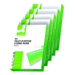 Q-Connect A4 White Copier Paper 5xReams
