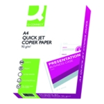 Q-Connect A4 Quick Jet Paper 90gsm Ream