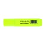 Q-Connect Yellow Highlighter Pen Pk10