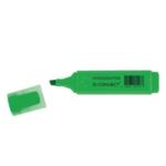 Q-Connect Green Highlighter Pen Pk10