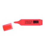 Q-Connect Orange Highlighter Pen Pk10