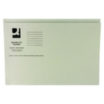 Q-Connect Sq Cut Folder 250gm Buff Pk100