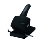 Q-Connect Extra H/Duty Hole Punch Black