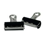 Q-Connect 32mm Black Grip Clip Pk10