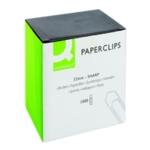 Q-Connect 32mm No Tear Paperclip Pk1000