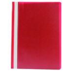 Q-Connect Project Folder A4 Red Pk25