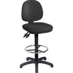 FF Arista Draughtsman Chair Charcoal